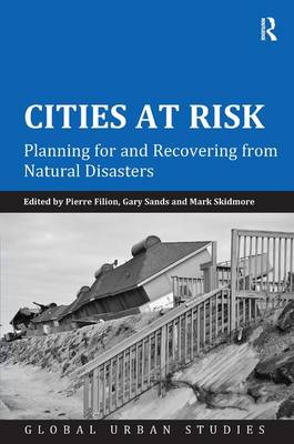 Cities at Risk: Planning for and Recovering from Natural Disasters - Global Urban Studies (Hardback)
