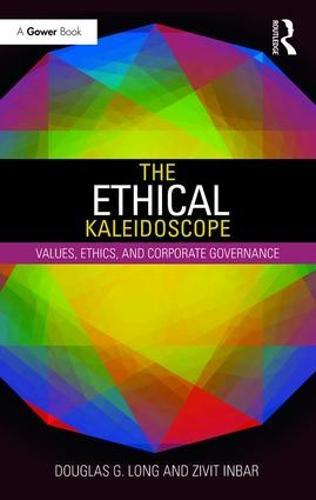 Corporate Governance: Values, Ethics and Leadership (Hardback)