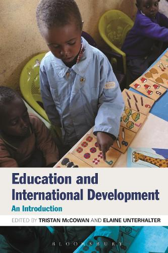 Education and International Development: An Introduction (Paperback)