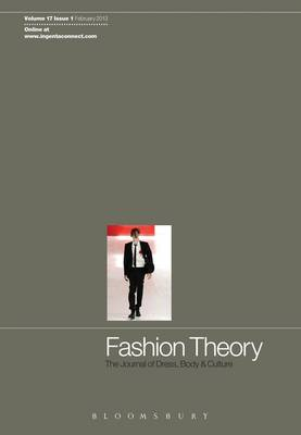 Fashion Theory: The Journal of Dress, Body and Culture - Fashion Theory (Paperback)