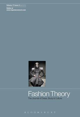 Jfty Fash Theory Vol 17 Issue 2 (Paperback)
