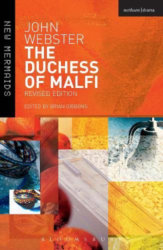 The Duchess of Malfi - New Mermaids (Paperback)
