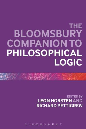 The Bloomsbury Companion to Philosophical Logic - Bloomsbury Companions (Paperback)
