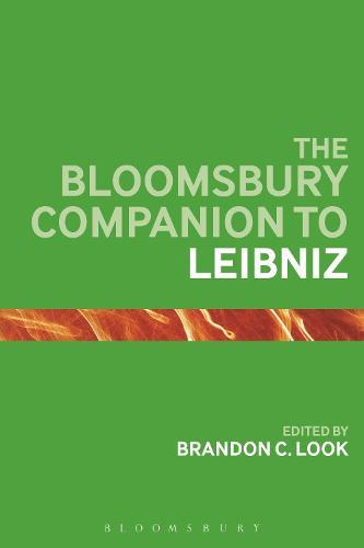 The Bloomsbury Companion to Leibniz - Bloomsbury Companions (Paperback)