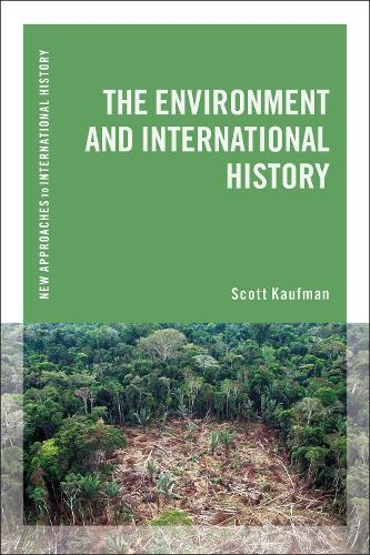 The Environment and International History - New Approaches to International History (Hardback)