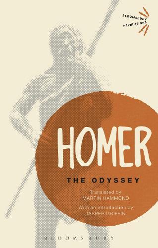 The Odyssey - Bloomsbury Revelations (Paperback)