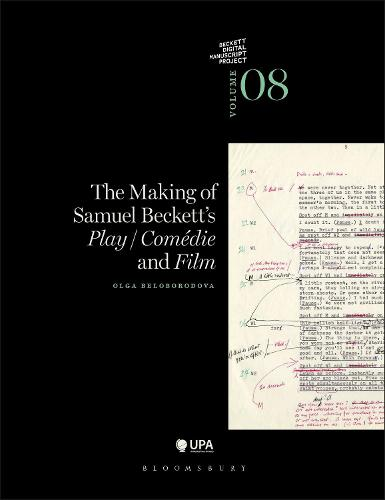 The Making of Samuel Beckett's 'Company' - The Beckett Manuscript Project (Hardback)