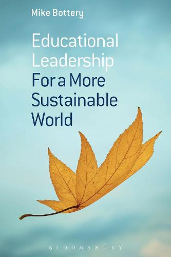 Educational Leadership for a More Sustainable World (Paperback)