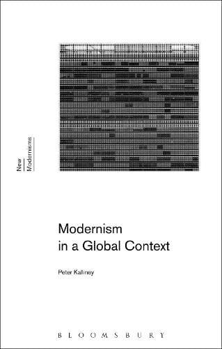 Modernism in a Global Context - New Modernisms (Paperback)