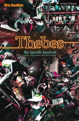 Thebes - Modern Plays (Paperback)