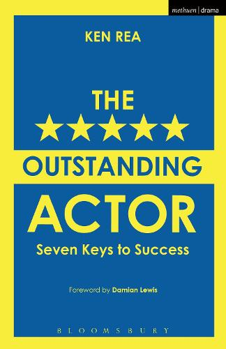 The Outstanding Actor: Seven Keys to Success - Performance Books (Paperback)