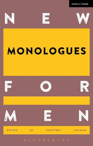 New Monologues for Men - Audition Speeches (Paperback)