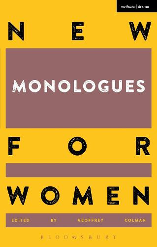 New Monologues for Women - Audition Speeches (Paperback)