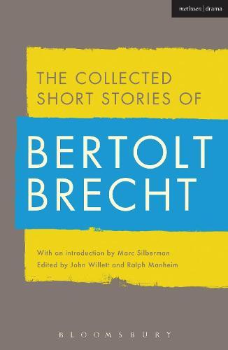 Collected Short Stories of Bertolt Brecht (Paperback)