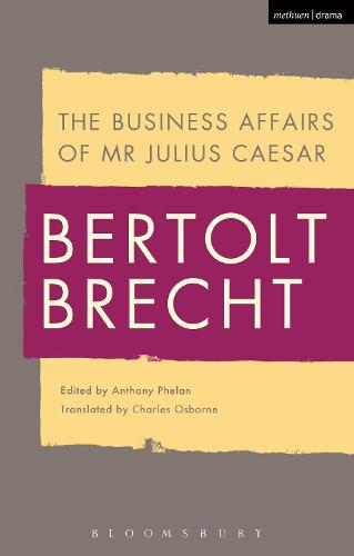 The Business Affairs of Mr Julius Caesar (Paperback)