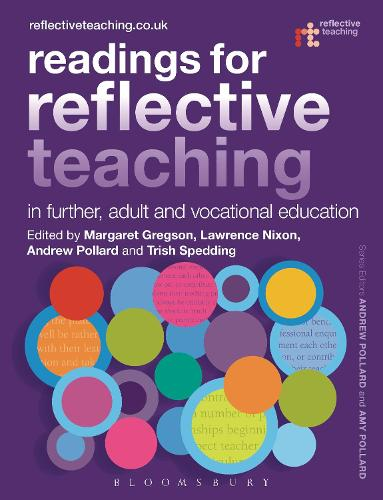 Readings for Reflective Teaching in Further, Adult and Vocational Education - Reflective Teaching (Paperback)