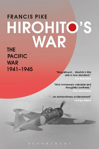 Hirohito's War: The Pacific War, 1941-1945 (Paperback)