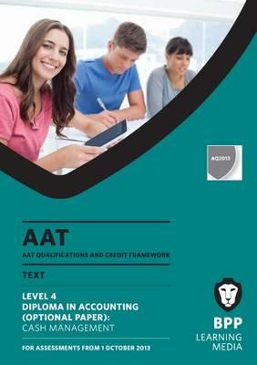 AAT Cash Management: Study Text (Paperback)