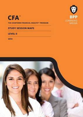 CFA Level 2: Study Session Maps (Paperback)