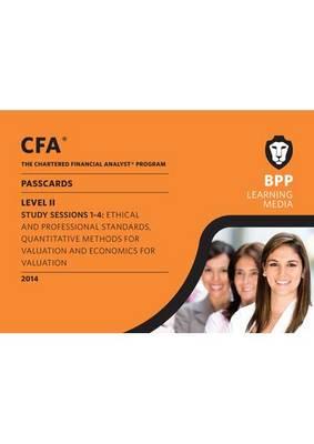 CFA Level 2: Passcards (Spiral bound)