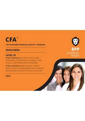 CFA Level 3: Passcards (Spiral bound)