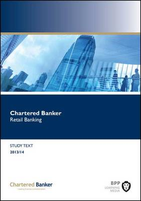 Cover Chartered Banker Retail Banking: Study Text