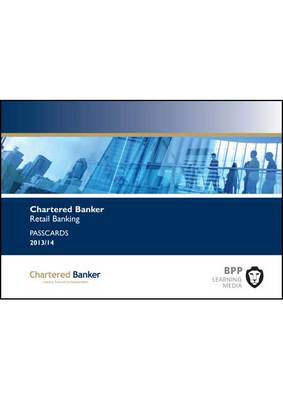 Cover Chartered Banker Retail Banking: Passcards