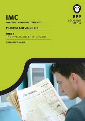 IMC Unit 1 Practice & Revision Kit Version 10.1: Revision Kit (Paperback)