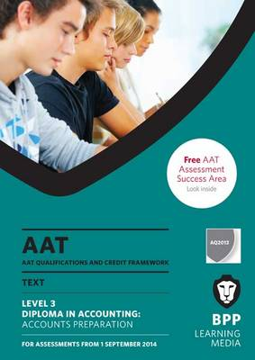 AAT Accounts Preparation: Study Text (Paperback)