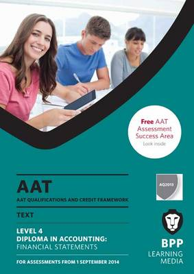 AAT Financial Statements: Study Text (Paperback)