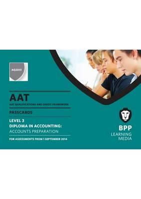 AAT Accounts Preparation: Passcards (Spiral bound)