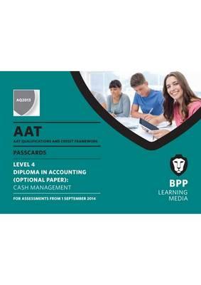 AAT Cash Management: Passcards (Spiral bound)