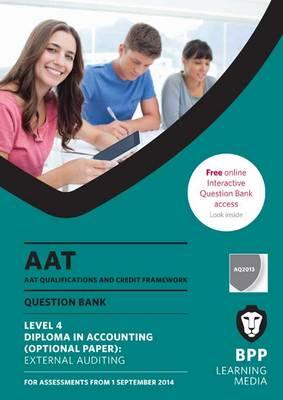 AAT External Auditing: Question Bank (Paperback)