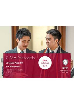 CIMA P3 Risk Management: Strategic paper P3: Passcards (Spiral bound)