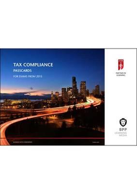 ICAEW Business Planning: Taxation: Passcards (Spiral bound)