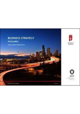 ICAEW Business Strategy: Passcards (Spiral bound)