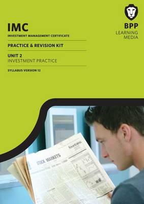 IMC Unit 2 Syllabus Version 12: Revision Kit (Paperback)