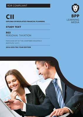 CII R03 Personal Taxation: Study Text (Paperback)