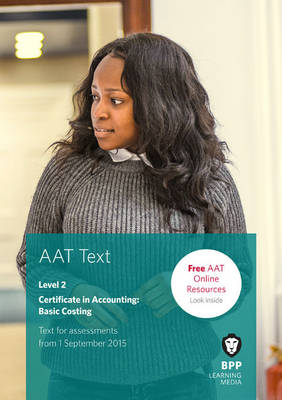 AAT Basic Costing: Study Text (Paperback)