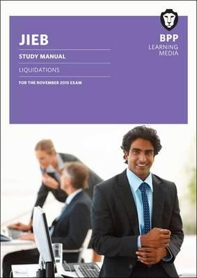 JIEB Liquidations: Study Text (Paperback)