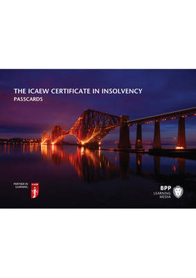 ICAEW Certificate in Insolvency: Question Bank (Paperback)