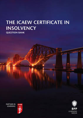 ICAEW - Certificate in Insolvency: Passcards (Spiral bound)