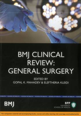 BMJ Clinical Review: General Surgery - BMJ Clinical Review Series (Paperback)