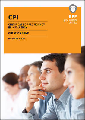 CPI Certificate of Proficiency in Insolvency: Question Bank (Paperback)