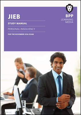 JIEB Personal Insolvency: Study Manual (Paperback)
