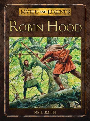 Robin Hood - Myths and Legends (Paperback)