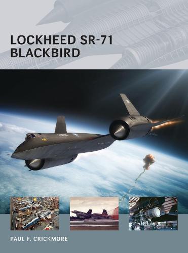 Lockheed SR-71 Blackbird - Air Vanguard (Paperback)