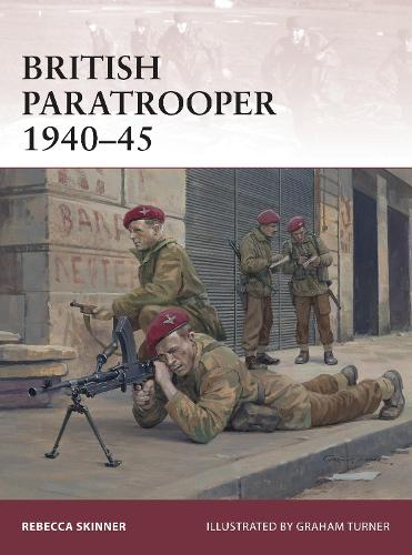 British Paratrooper 1940-45 - Warrior 174 (Paperback)