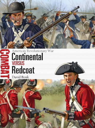 Continental vs Redcoat: American Revolutionary War - Combat 9 (Paperback)