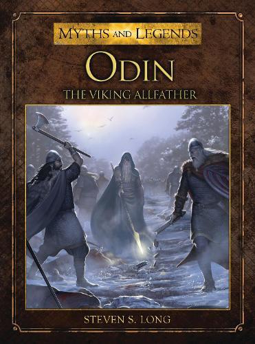 Odin: The Viking Allfather - Myths and Legends (Paperback)